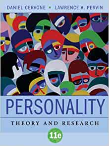 Amazon. Com: personality: theory and research (9780470485064.