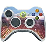 College Football Stadiums Xbox 360 Wireless Controller Vinyl Decal Sticker Skin by Compass Litho Review