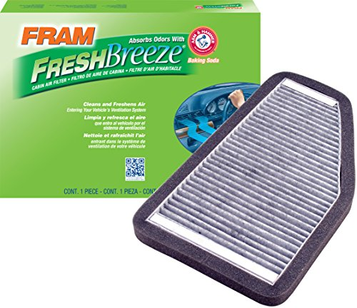reeze Cabin Air Filter with Arm & Hammer (2009 Ford Escape Air)