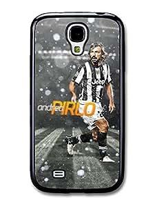 AMAF ? Accessories Andrea Pirlo Spots Italian Football case for Samsung Galaxy S4