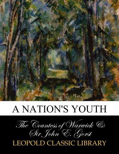 A nation's youth pdf epub