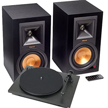 klipsch powered speakers. klipsch powered monitor speakers with bluetooth (pair) (r-15pm) pro i