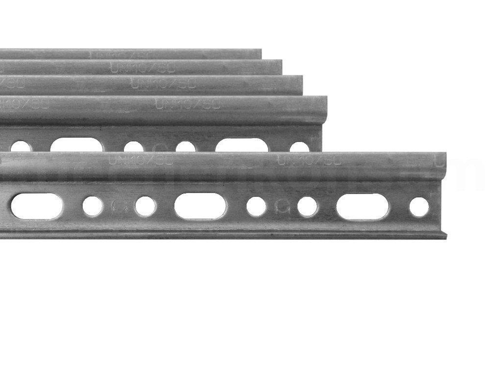 Montageschiene 118 cm für Hängeschränke Aufhängeschiene 5 Stück ...
