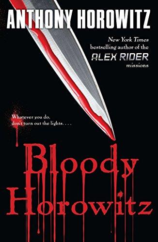 Bloody Horowitz (Alex Rider Adventures) -