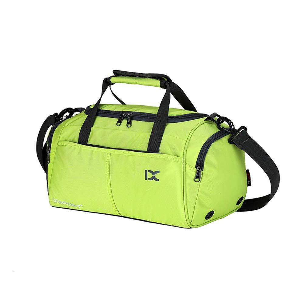 XGTsg Sport Multifunzionale Borsa, Una Palestra di Yoga Borsa Borsa da Viaggio, Bagagli E Zaino,verde