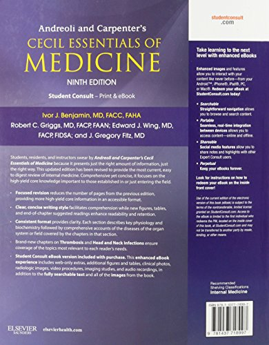 cecil essentials of medicine pdf