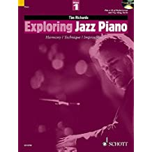 Exploring Jazz Piano - Volume 1