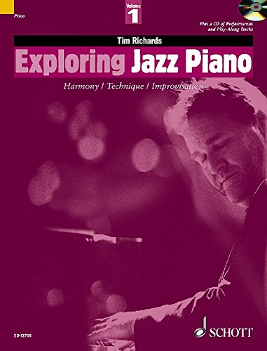Exploring Jazz Piano - Volume 1 (Schott Pop Styles)