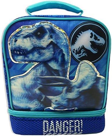 Drink Bottle Jurassic World Raptor Lunchbox Pencil Case And Stationary Set