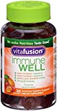 Vitafusion Immune Well Gummies, Natural Fruit Flavors 60 ea (Pack of 3)