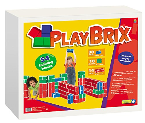 Educational Insights Playbrix (Set of 54) by Educational Insights