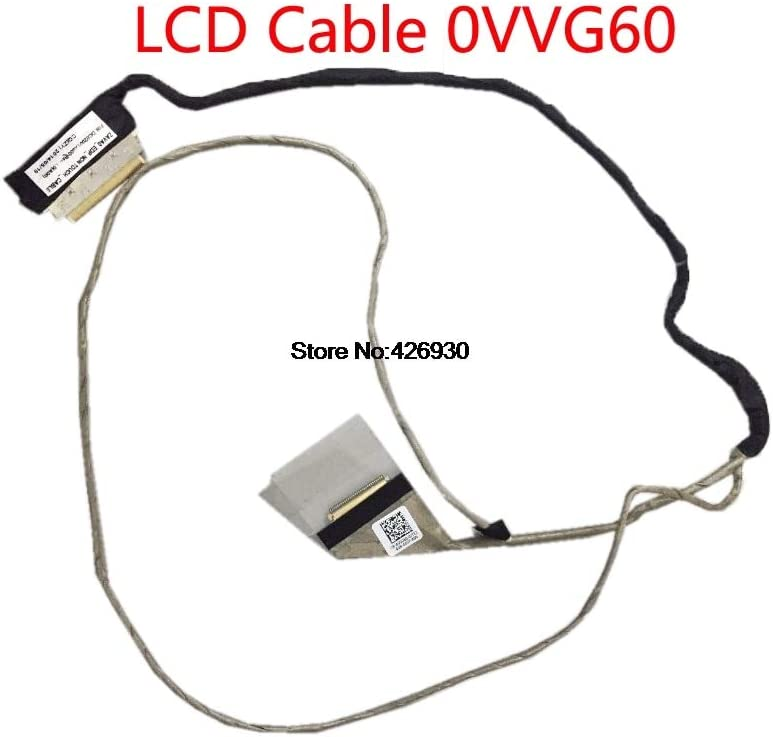 Computer Cables Laptop LCD Cable for DELL for Inspiron 14 5447 5457 5448 5445 5442 5443 03P6HT 0G01FM 0VVG60 0RHCJP 0K8WDF 0WVJDR 03RRG4 07PJJN Cable Length: Cable 03P6HT