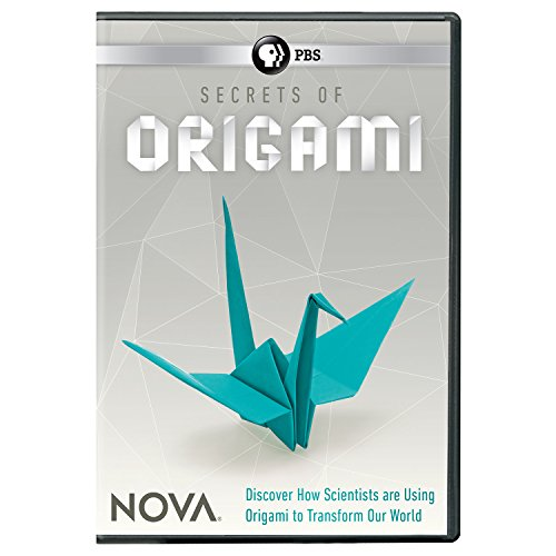 NOVA: The Origami Revolution DVD