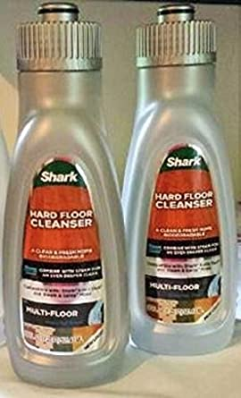 2 Shark Hard Floor Cleanser Multi Floor 20 Oz Ru820 Use