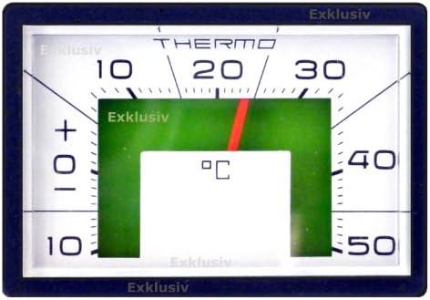 Pkw Auto Zusatz Thermometer 1976 Mit Magnet Und Halterung Auto
