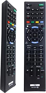 Nuevo Mando a Distancia Sustitución del Mando a Distancia para Sony Bravia TV RM-ED047 KDL-40HX750 KDL-46HX850: Amazon.es: Electrónica