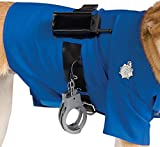 Rubies Police Dog Pet Costume, X-Large