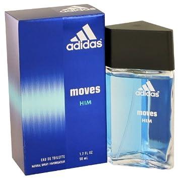 Adidas Moves For Men Eau De Toilette Spray 1 Ounce 610-2700