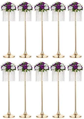 10 Pcs Wedding Centerpieces Vase