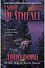 Tahoe Deathfall (An Owen McKenna Mystery Thriller) Paperback