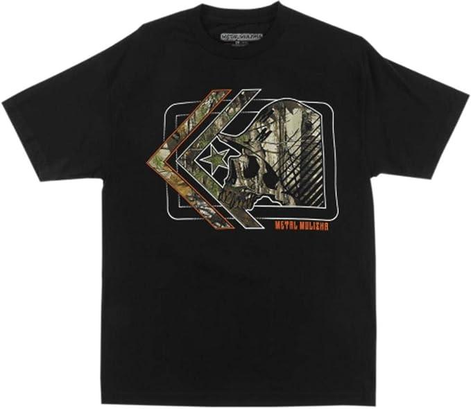 """Color Black Metal Mulisha Kids/'s Infant T-shirt /'/'Together/""""-"""