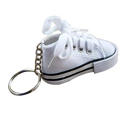CAOLATOR. Zapato de Lona Llavero Colgante Bolsa de teléfono ...