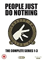 People Just Do Nothing: Series 1-3