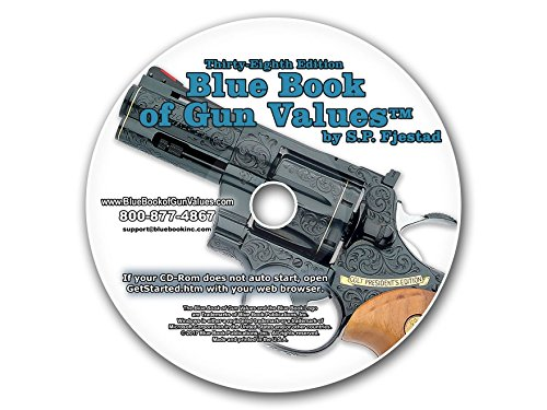 Collectible Book Value (Blue Book of Gun Values 38th Edition CD-ROM by S.P. Fjestad)