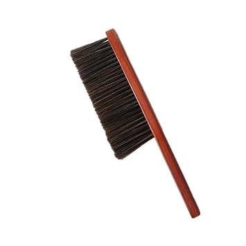 ZHANGY broom Cepillo de Escoba de Mango Largo Cepillo de Cepillo de cerdas Antiestáticas Cepillo de Cama de hogar Cepillo de Escoba Suave: Amazon.es: Hogar
