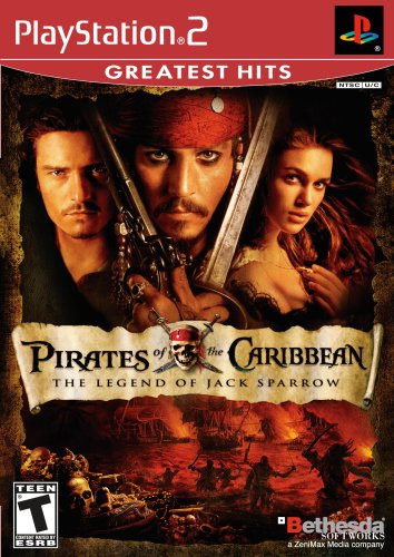 Pirates of the Caribbean The Legend of Jack Sparrow - PlaySt