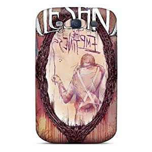 Best Hard Phone Cases For Samsung Galaxy S3 With Allow Personal Design High-definition Alesana Skin PhilHolmes