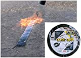 Best Asphalt Crack Fillers - Torch Fill - Propane Torch and 120 LFT Review