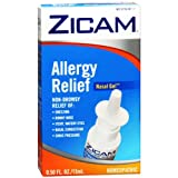 Zicam Allergy Relief Nasal Gel - Pack of 6