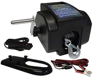 Toolzone - Cabrestante eléctrico para barco (12 V)