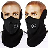 AKORD Windproof Face Mask Cover Caps Winter...