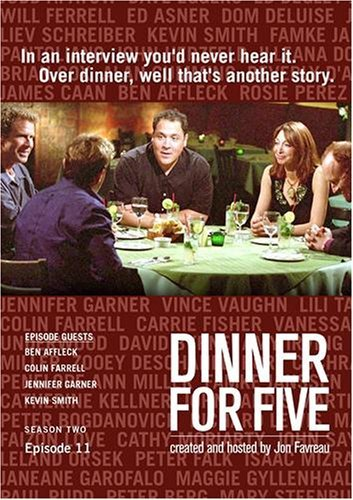 Dinner For Five, Episode 11 by (r) Fairview Entertainment, Inc