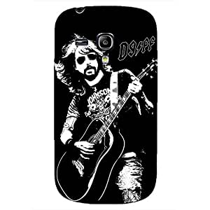 Cool Foo Fighters Design Phone Case 3D Hard Plastic Case Cover For Samsung Galaxy S3 MINI