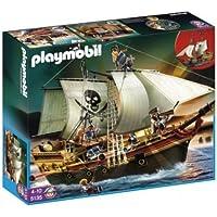 PLAYMOBIL - Barco Pirata de Ataque, Set