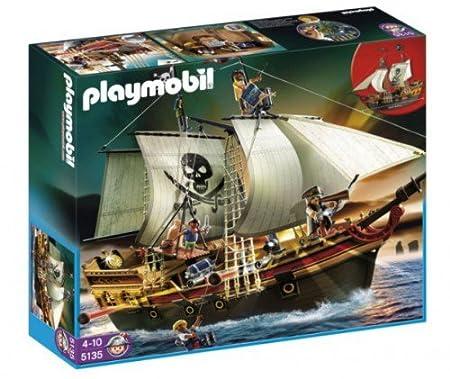 Pirate Club Playmobil Jouet Bateau Oizpukx 4RAjL35q
