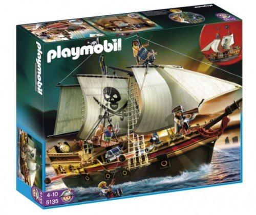 Playmobil Pirate Ship - 5