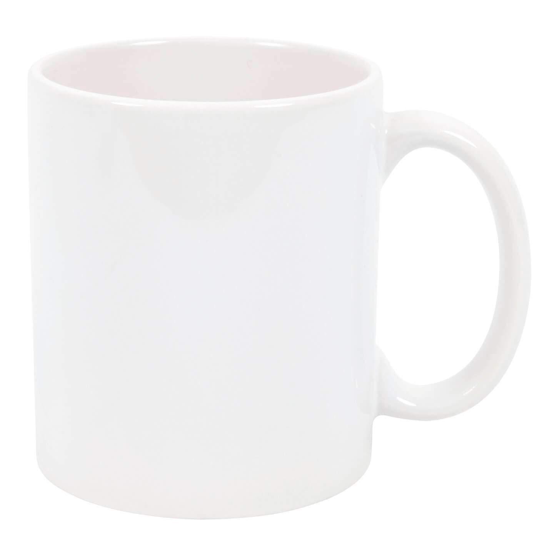 11 oz Sublimation Mugs Case of 36 Ceramic Blank Mugs