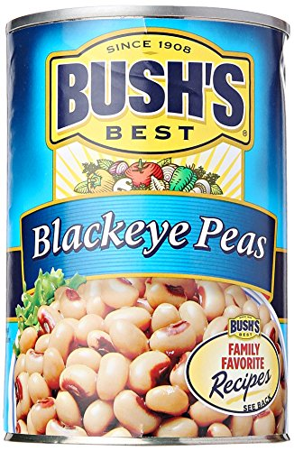 Bush's Best Blackeye Peas 15.8 - Soup Bean Black Eye
