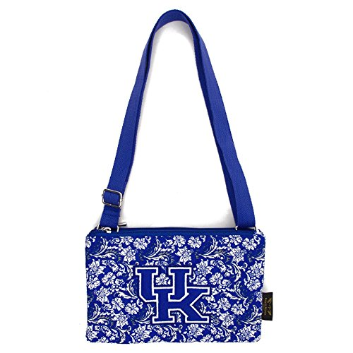 Eagles Wings NCAA Kentucky Wildcats Women's Cross Body Purse, One Size, Multicolor ()