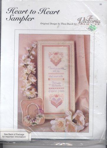 Heart to Heart Sampler (The Victoria Sampler Presents, 20) ()