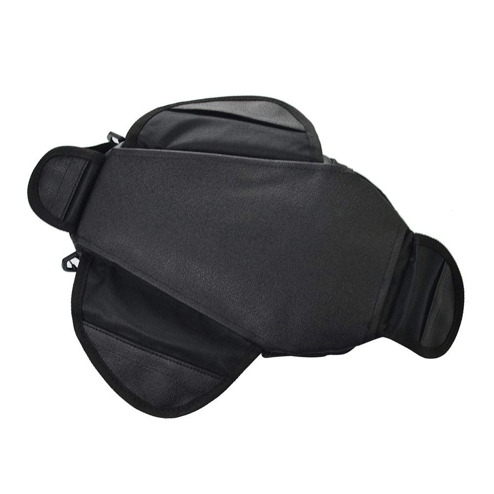 bike bag bike pouch Universal Oil Fuel Tank Bag with Strong Magnetic Motorbike Riding Waterproof Bag Fancylande Motorcycle Tank Bags/&Bike Frame Bag