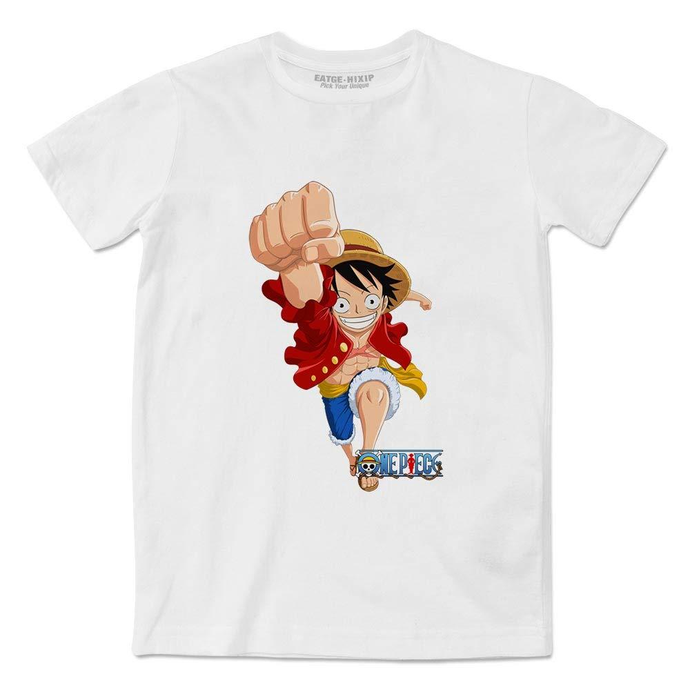 Eatge One Piece Luffy Fashion T Shirt 8942