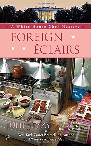 Foreign Éclairs (A White House Chef (Stop And Shop Everett)