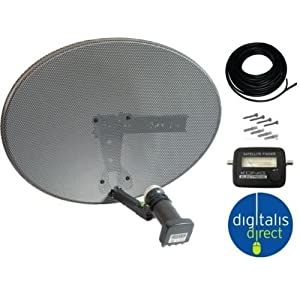 ⇒ Home Cinema, TV & Video - Satellite Dishes – Buying guide, Best