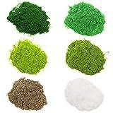 CFA5 6X 35g Mixed 2mm-3mm Static Grass Terrain