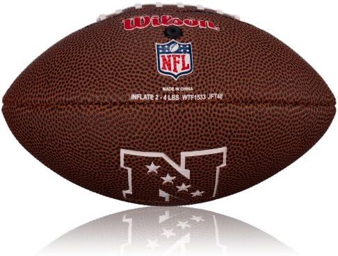 Wilson Football NFL Mini Philadelphia Eagles Logo - Balón de ...